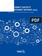 Internet Society Global Internet Report 2015