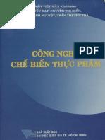 Công Nghệ Chế Biến Thực Phẩm Lê Văn Việt Mẫn Và Các Tác Giả Khác