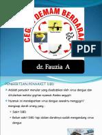 DBD Dr. Fauzia