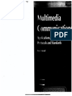 Multimedia Communications by Fred Halshall