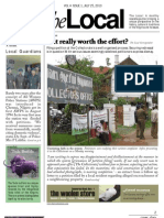 The Local July 2010 - Petitions