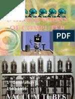5 Generations of Computer