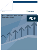2013 Embedded Value Results