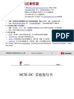 HCIE-DC Lab Exercise Chinese Only 136 Pages 20160922