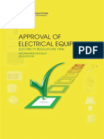 Approval of Electrical Equipment_2016 Edition (1)