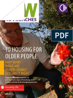 New Approaches to Delivering Better Housing Options for Older People