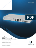 Unifi Switch US-16-XG Datasheet