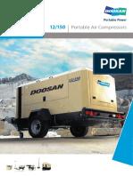 DOOSAN Air Compressors 12 150 en Doosan