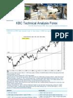 JUL 27 KBC Technical Analysis FX