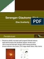 Serangan Glaukoma Akut