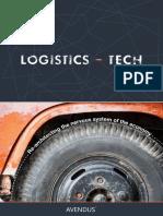 Logistics Avendus Report