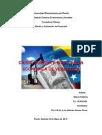 Crisis-Guerra e In-eficiencia Económica de Venezuela
