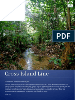 (NSS) Cross-Island Line Position Paper