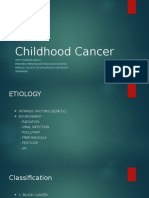 Childhood Cancer.pptx