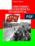 El comunismo y la conciencia occidental, FULTON J. SHEEN