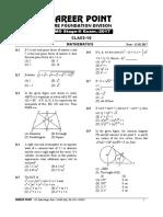 IMO-Class-10 Level 2 (12-02-2017)