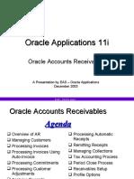 Oracle Accounts Receivables 1