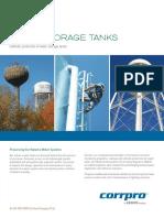 Corrpro Water Storage Tanks US NEW