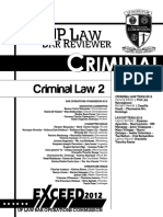 UP 2012 Criminal Law Book 2