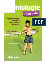 Sémiologie Médicale Apprentissage Pratique de Lexamen Clinique