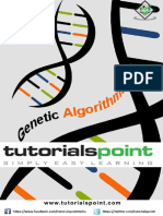 Genetic Algorithms Tutorial