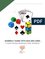 matematičke igre s kockom i kartama