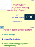 Cooling Water Treament