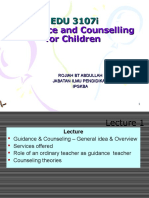 K 1 Guidance & Counseling-  Intro.ppt