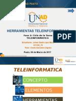 Actividad Power Poin_Teleinformatica_Johan Danilo Ipaz Mora