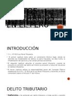 Delitos Tributarios en El Perú