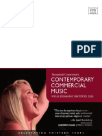 Contemporary Commercial Music-VPI2015
