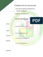 Analisis articulo 6 Ley de contratacion publica ecuatoprianan