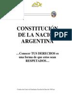 Constitucion de Mendoza