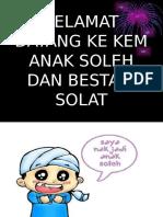 97071316 Slide Powerpoint Wuduk n Solat