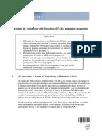 Estudio Del Tamoxifeno y Del Raloxifeno (STAR) Preguntas y Respuestas