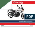 Manual de Proprietrio Fire 150
