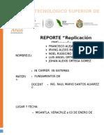Reporte de Practica Espejo(Mirroring)