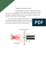 Principais Defeitos Radiográficos Encontrados Em Soldas