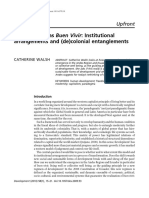 Wlash DevelopmentBuenVivirWalsh10
