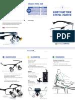 UK Dental Student Brochure