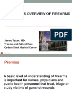 A Surgeon's Overview of Firearms