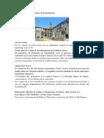 Monasterio de Xunqueira de Espadañedo