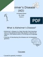 alzheimers powerpoint