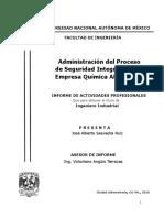 Informe Profesional Alberto