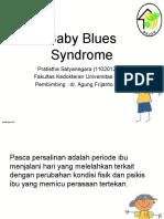 baby blues sindrom