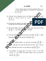 Mathematics Ellipse