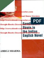 gandhian strain.pdf