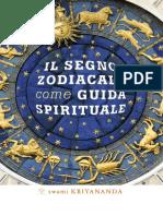 Estratto Il Segno Zodiacale Come Guida Spirituale