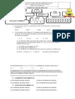 Examen de Estadistica Grado 11 Segundo Periodo
