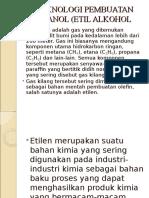 Teknologi Industr Petriokimia Jalur Ethylen